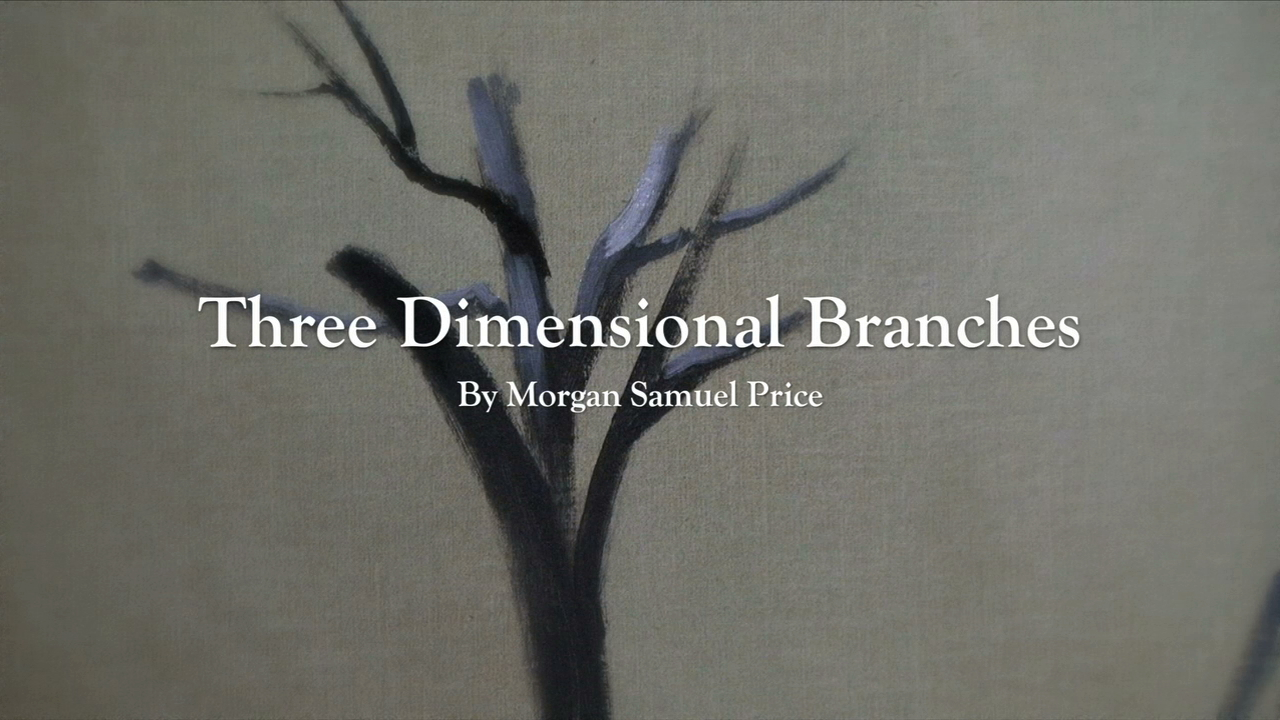 Three Dimensional Branches